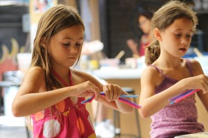 The Laguna Beach Festival of Arts offers art workshops throughout July and August.