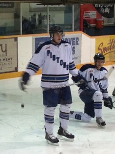 Remote learning has enabled hockey player Garrett Geane, 18, to play and train far from home and on his own schedule.