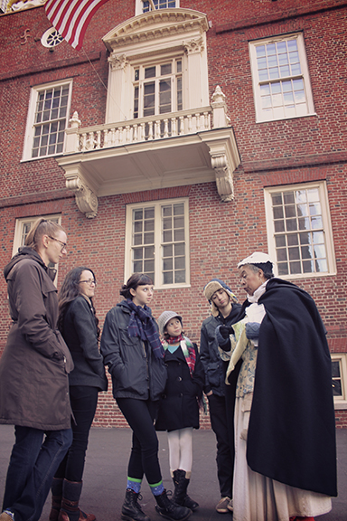 Historical walking tours are a fun and educational way to discover the rich history Boston houses.