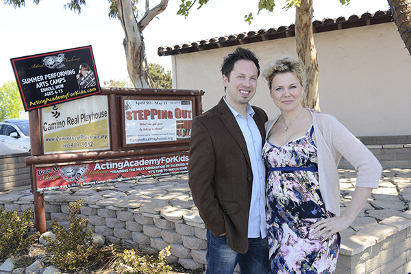 Acting Academy for Kids founders Stephen and Maggie Zygo