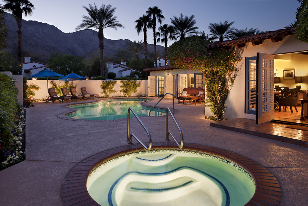 There are 41 pools at La Quinta Resort.