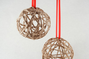 Twine ornament by enliu