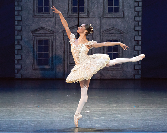 American Ballet Theatre's The Nutcracker - Misty Copeland Photo by Doug Gifford