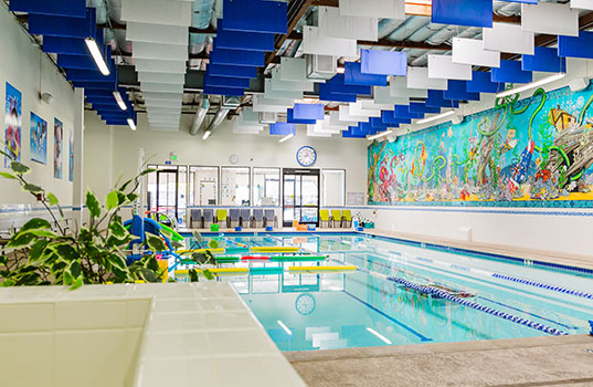The Australian Swim School In Santa Ana Features A State Of Art 20 Meter Pool Changing And Shower Areas With Stalls Tables For Small